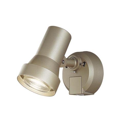 パナソニック 壁直付型 LEDスポットライト・勝手口灯 電球色照射面中心60形電球1灯相当 防雨型・FreePa・フラッシュ・ON/OFF型(連続点灯可能)・明るさセンサ付 パネル付型 50形LGWC45030YZ