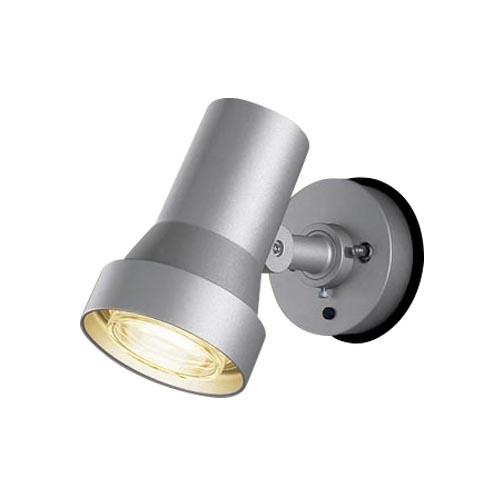 パナソニック 天井直付型・壁直付型 LEDスポットライト・勝手口灯  照射面中心60形電球1灯相当 防雨型 パネル付型 50形 電球色LGW45030SF