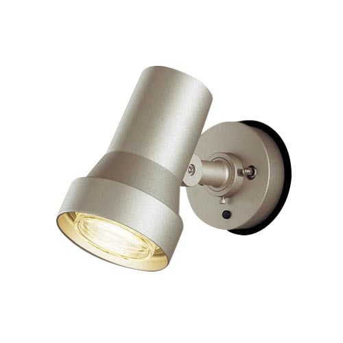 パナソニック 天井直付型・壁直付型 LEDスポットライト・勝手口灯  照射面中心60形電球1灯相当 防雨型 パネル付型 50形 電球色LGW45030YZ