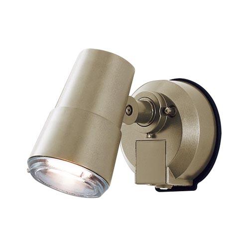 パナソニック LEDスポットライト 勝手口灯 LSEWC6001YK 電球色 防雨型 センサ付 LGWC45001YK 相当品