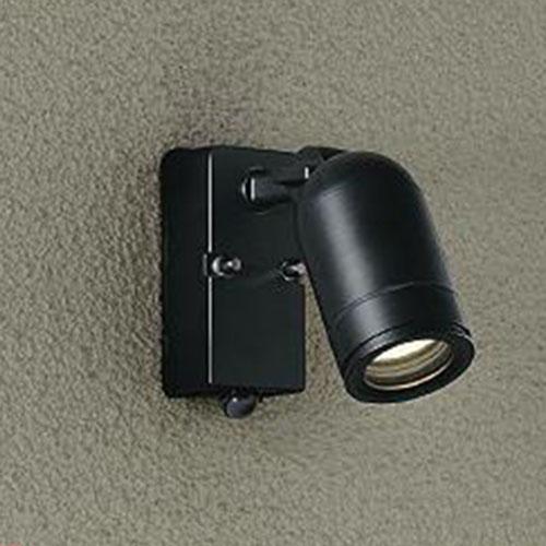 DAIKOLEDポーチライト 防雨形 電球色 ダイクロハロゲン65W相当DOL-4055YB