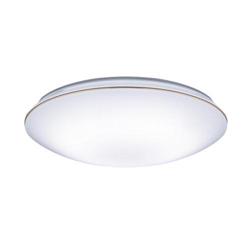 パナソニック 天井直付型 LEDシーリングライトリモコン調光(昼光色~電球色)・リモコン調色・カチットF ~6畳LGBZ0527K