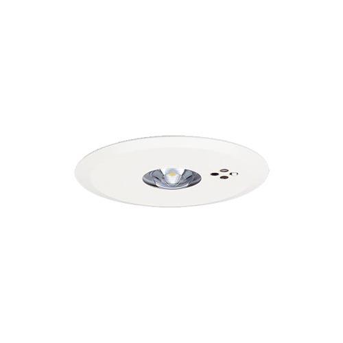 パナソニック 天井埋込型 LED非常用照明器具一般型(30分間) リモコン自己点検機能付 埋込穴φ100 昼白色NNFB90605J