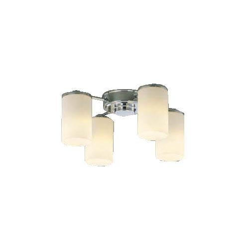 コイズミ LEDシャンデリア ~6畳 電気工事不要 電球色AA39674L
