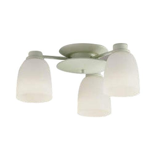 【法人様限定】コイズミLEDシャンデリア 3灯 電球色 ~4.5畳AH47840L