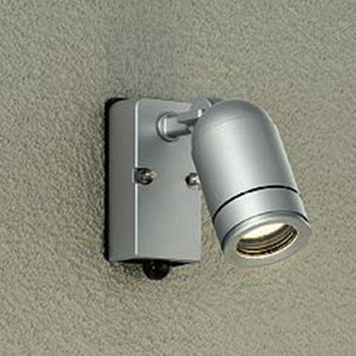 DAIKOLEDポーチライト 防雨形 電球色 ダイクロハロゲン65W相当DOL-4055YS