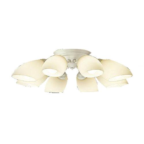 DAIKOLEDシャンデリア 8灯 ~14畳 電球色 白熱灯100W×8灯相当DCH-38796Y