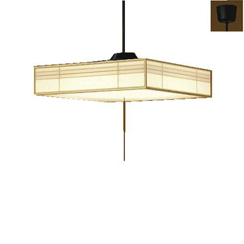 DAIKOLED和室シーリングライト ~8畳 電球色DPN-39187Y