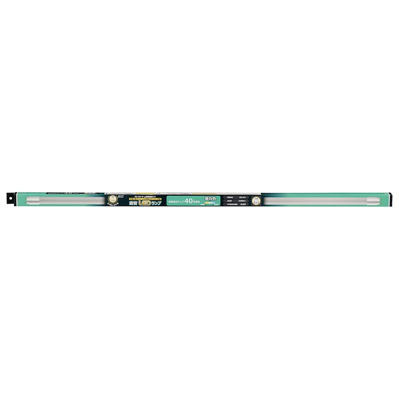 【法人様限定】オーム電機 LDF40SS・N/18/25-U_24set 直管LEDランプ 40形相当 G13 昼白色 グロースターター器具専用×24本セット【送料無料】