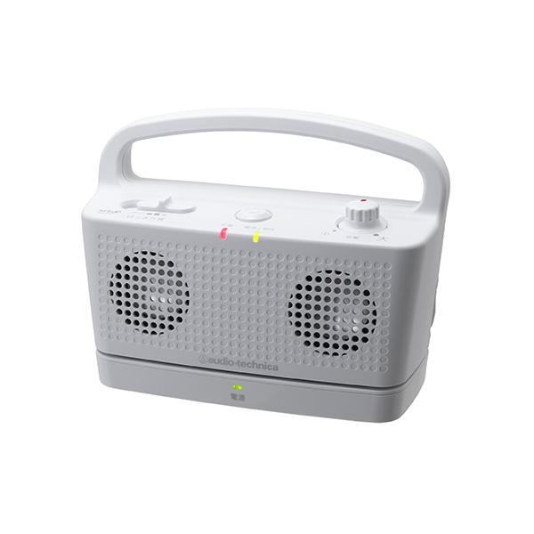 【お取り寄せ】 audio-technica オーディオテクニカ AT-SP767TV-WH ホワイト 【送料無料】 テレビ用デジタルワイヤレスステレオスピーカーシステム