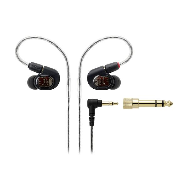 audio-technica オーディオテクニカ ATH-E70 スタジオモニターイヤホン 高音質 イヤホン イヤフォン【送料無料】 【1年保証】
