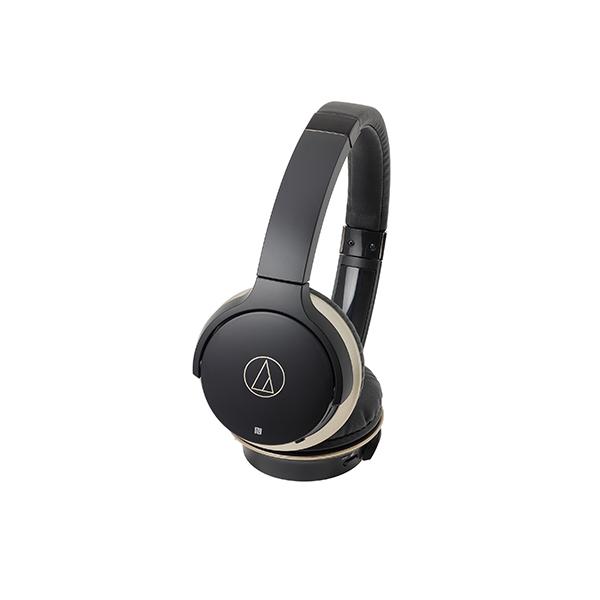 ヘッドホン Bluetooth ワイヤレス audio-technica オーディオテクニカ ATH-AR3BT BK ブラック/ゴールド ブルートゥース ヘッドフォン 【送料無料】【1年保証】