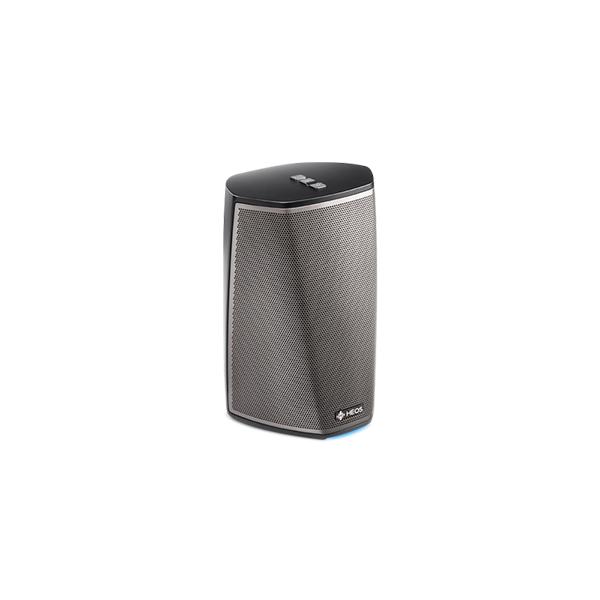 防水 Bluetooth ワイヤレス スピーカー DENON デノン HEOS 1 ブラック 【HEOS1HS2K】 【送料無料】 ハイレゾ対応 高音質 【1年保証】
