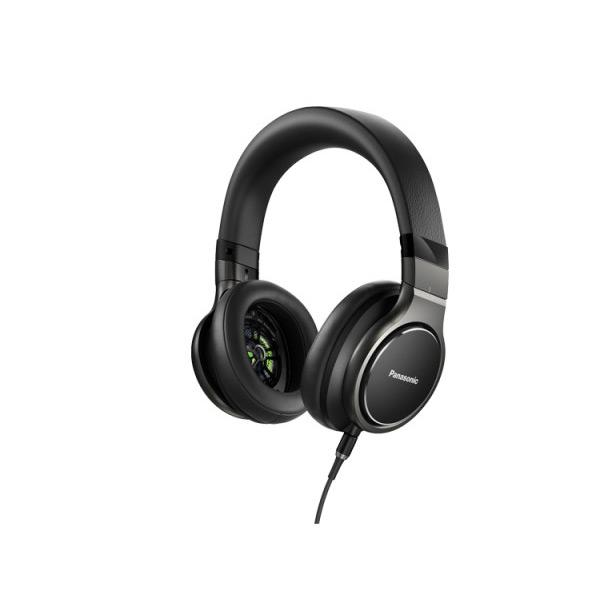 Panasonic パナソニック RP-HD10-K ハイレゾ対応高音質ステレオヘッドホン ヘッドフォン【送料無料】 【1年保証】