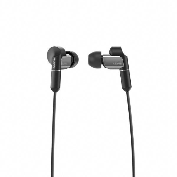 SONY ソニー XBA-N1 ハイレゾ対応 カナル型 高音質 イヤホン イヤフォン 【送料無料】【1年保証】