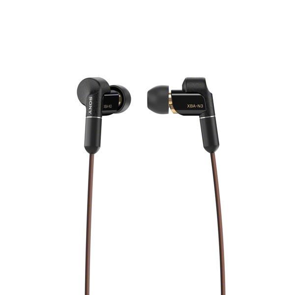 SONY ソニー XBA-N3 ハイレゾ対応 カナル型 高音質 イヤホン イヤフォン 【送料無料】【1年保証】