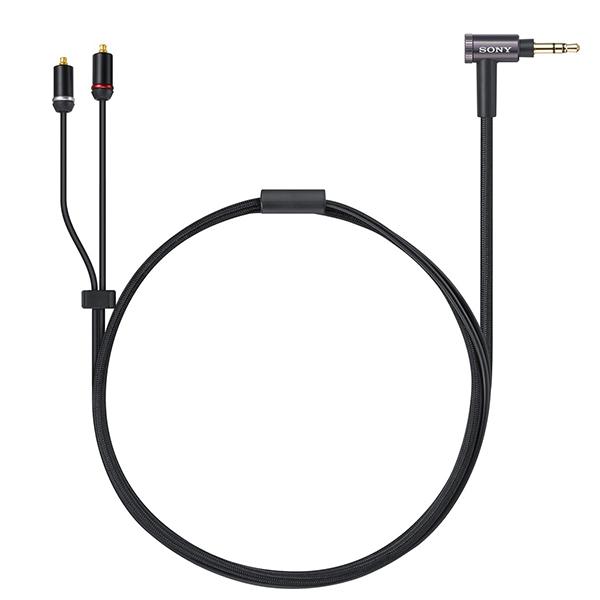 SONY ソニー MUC-M12SM2 XBAシリーズ用 3.5mmステレオミニ L型 高音質 イヤホンケーブル 【送料無料】 【1年保証】