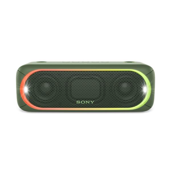 【動画あり★】 SONY ソニー SRS-XB30 GC グリーン 防水 Bluetooth ワイヤレススピーカー 【送料無料】