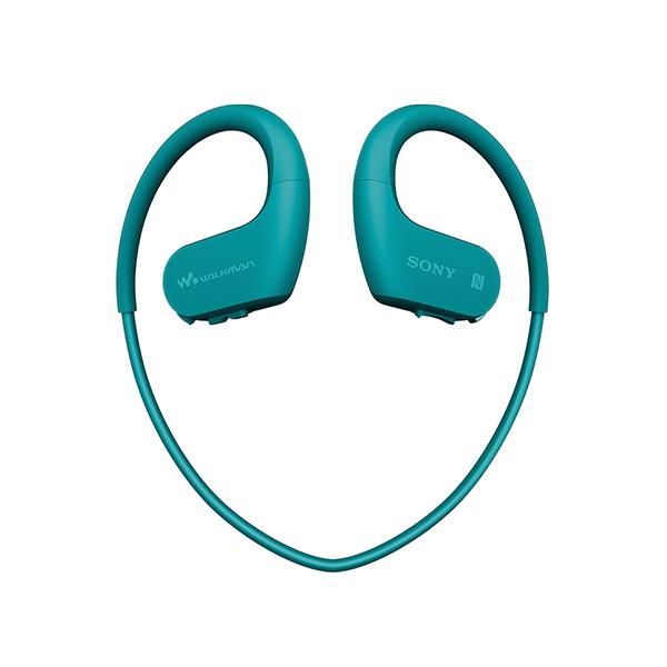 SONY ソニー NW-WS623 LM ブルー 4GB ウォークマン Wシリーズ Bluetooth ブルートゥース機能搭載 メモリー・ヘッドホン一体型 【送料無料】 【1年保証】