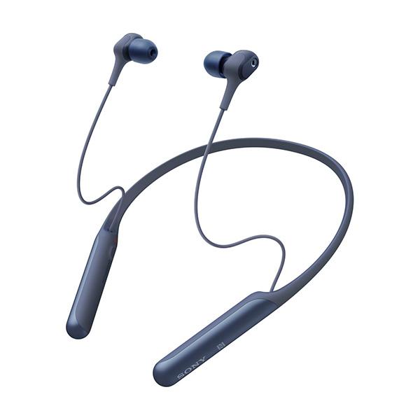 【ご予約受付中】Bluetooth イヤホン SONY ソニー WI-C600N LM【ブルー】 iPhone ワイヤレス イヤフォン 【1年保証】【送料無料】【1月26日発売予定】