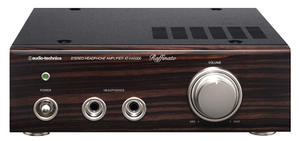 【お取り寄せ(代引き不可)】audio-technica オーディオテクニカ AT-HA5000 据え置き型ヘッドホンアンプ【送料無料】
