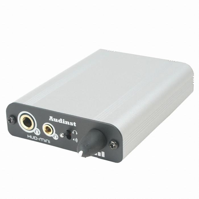 Audinst(オーディンスト) HUD-mini ヘッドホンアンプ(ヘッドフォンアンプ)【送料無料】 【1年保証】
