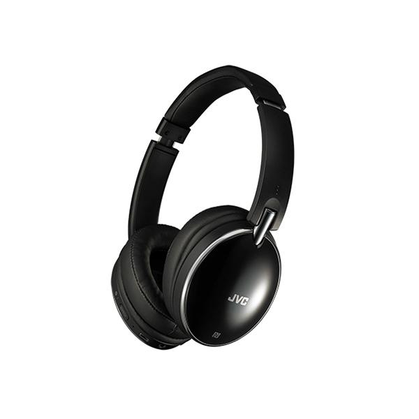 JVC ビクター HA-S88BN ブラック 密閉型ポータブルBluetoothワイヤレスヘッドホン ヘッドフォン 【送料無料】 【1年保証】