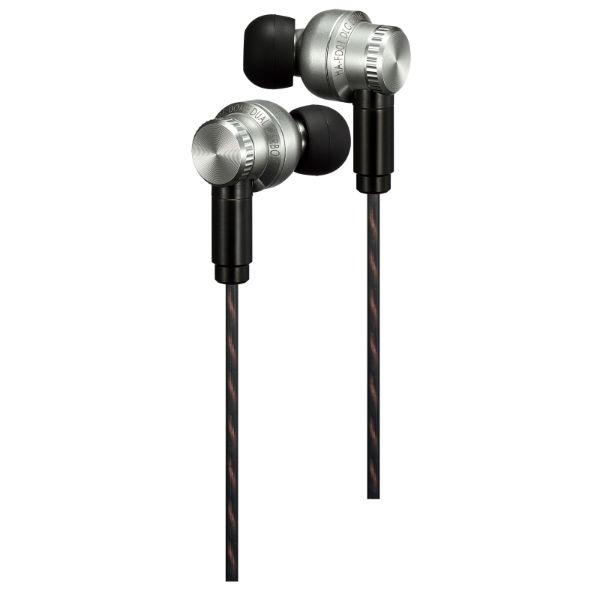 JVC ビクタ- HA-FD01 【送料無料】高音質 カナル型 イヤホン イヤフォン 【1年保証】