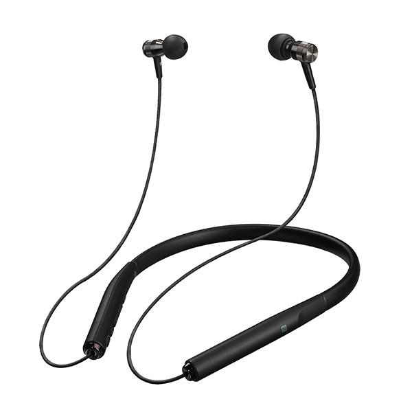 JVC ビクター HA-FD70BT-B ブラック【送料無料】 Bluetooth ブルートゥース ワイヤレス イヤホン イヤフォン 【1年保証】