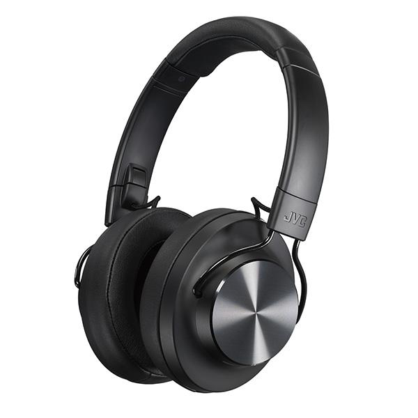 JVC ビクター HA-SD70BT-B ブラック【送料無料】 密閉型ポータブルBluetoothワイヤレスヘッドホン ヘッドフォン 【1年保証】
