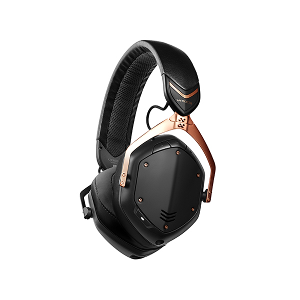 Bluetooth ワイヤレス ヘッドホン v-moda ブイモーダ crossfade II wireless ローズゴールド 【XFBT2-RGOLDB】 【送料無料】 【1年保証】
