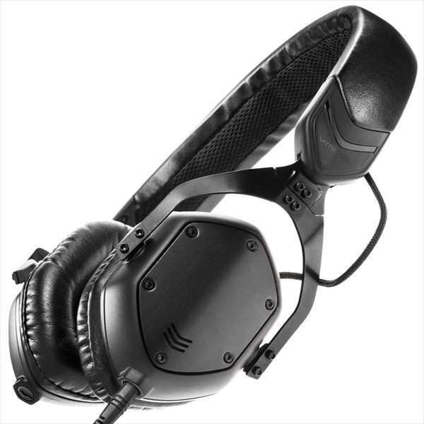 v-moda ブイモーダ v-moda XS Matte Black 【XS-U-MBLACKM】【送料無料】おしゃれなヘッドホン ヘッドフォン 【1年保証】