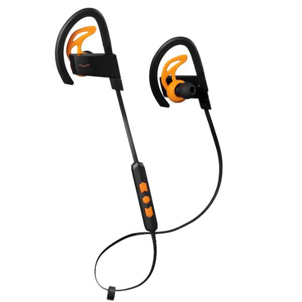 【新製品】 Bluetooth ワイヤレス イヤホン v-moda ブイモーダ BassFit Wireless ブラック 【VLCT-BLACK】 【送料無料】 【1年保証】