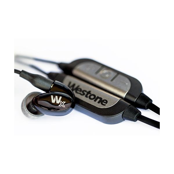 高音質 イヤホン Bluetooth ワイヤレス WESTONE ウエストン Westone WX【送料無料】 【1年保証】