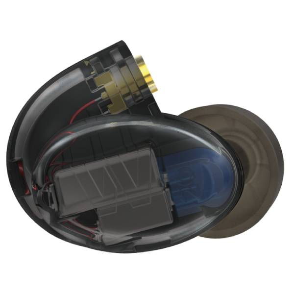 WESTONE ウエストン UM Pro20 スモーク 【WST-UMPRO20-SMOKE/LIMITED】【送料無料】 モニター カナル型 高音質 イヤホン イヤフォン 【2年保証】