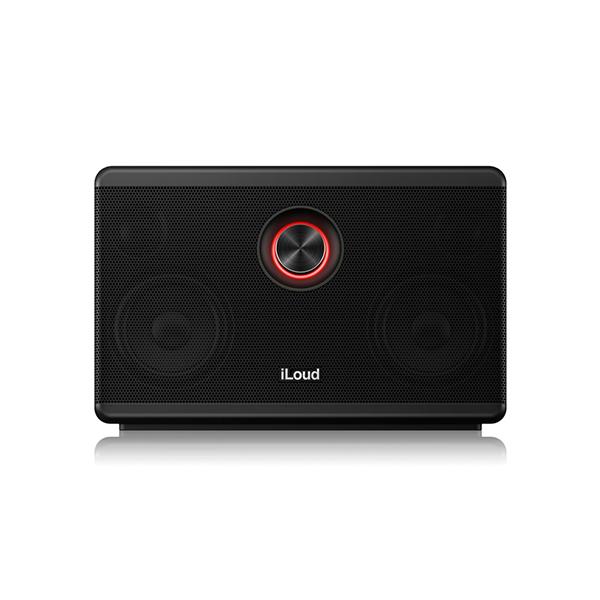IK Multimedia iLoud ブラック【IKM-OT-000025c】Bluetooth スピーカー ワイヤレス ポータブル スピーカー【送料無料】 【1年保証】
