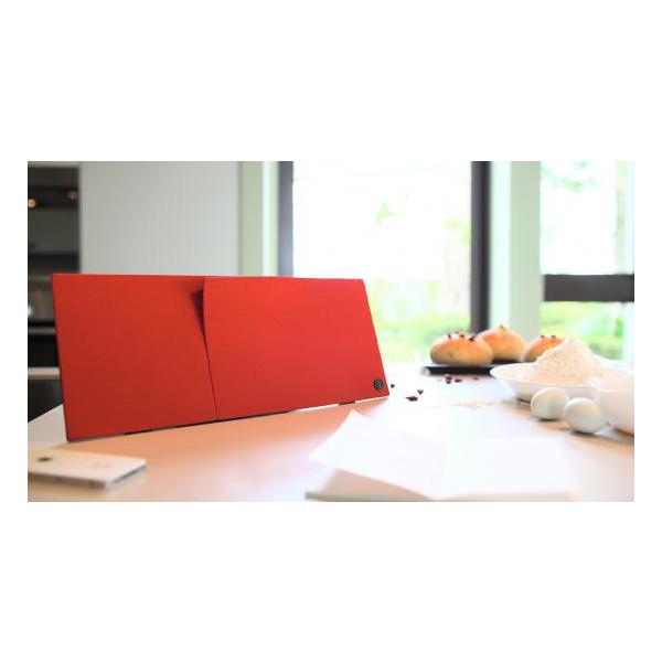 【在庫限り】 IN2UIT FILO Vogue RED レッド Bluetooth スピーカー ワイヤレス デザイン おしゃれ 【送料無料】【6ヶ月保証】