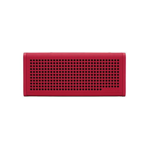 NIXON(ニクソン) THE BLASTER PRO レッド【スピーカー ワイヤレス Bluetooth ブルートゥース お洒落 ストリート】 【送料無料】
