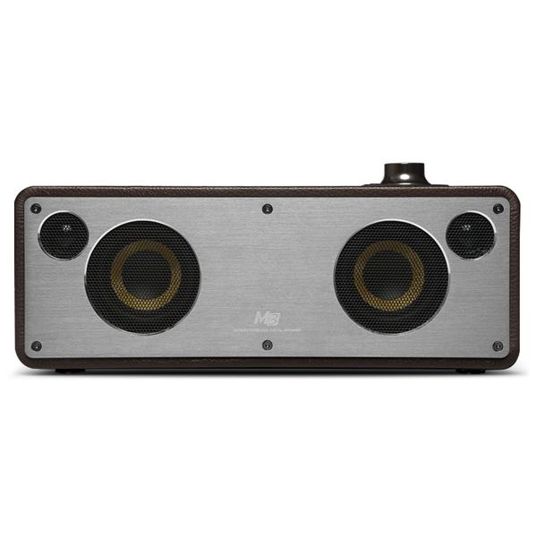 【お取り寄せ】 GGMM M3 Bluetooth & Wi-Fiスピーカー コーヒー【WS-301-19】【送料無料】 【1年保証】