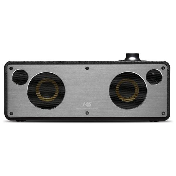 【お取り寄せ】 GGMM M3 Bluetooth & Wi-Fiスピーカー ブラック【WS-301-39】【送料無料】 【1年保証】