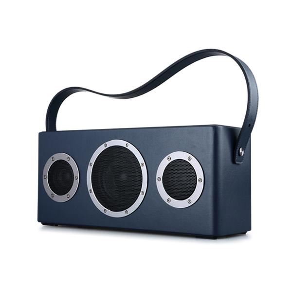 【お取り寄せ】 GGMM M4 Bluetooth & Wi-Fiスピーカー ブルー【WS-401-09】【送料無料】
