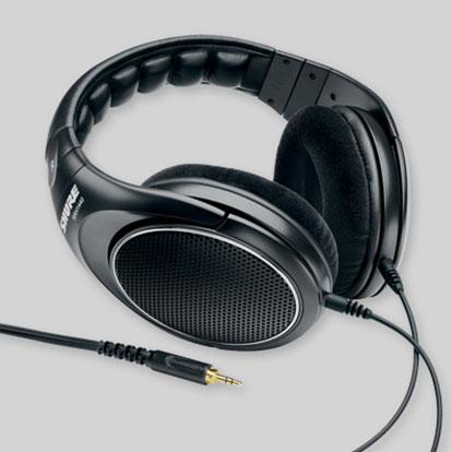 SHURE シュア SRH1440【送料無料】オープンエア型ヘッドホン ヘッドフォン 【2年保証】