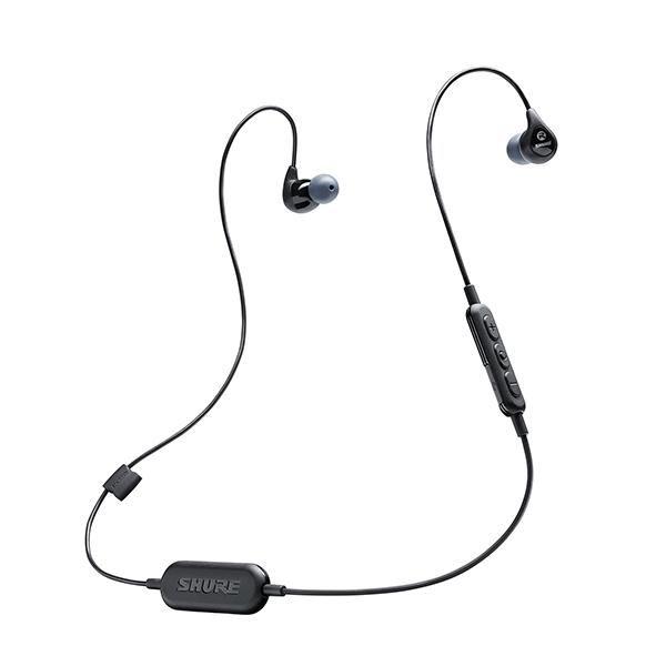 Bluetooth イヤホン SHURE シュア SE112 Wireless【SE112-K-BT1-A】 【送料無料】 【2年保証】