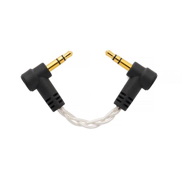 【お取り寄せ】ALO Audio SXC 22 Right Angle Mini to Mini Cable 【ALO-2873】【送料無料】