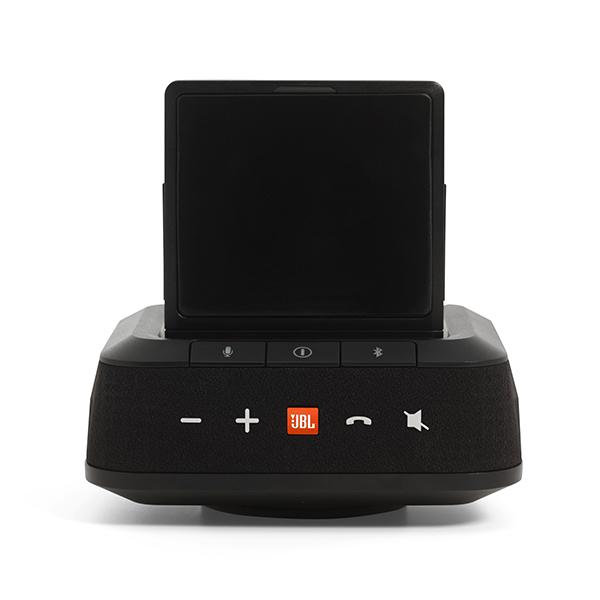 【お取り寄せ】 車載用 Bluetooth ワイヤレス スピーカー JBL SMARTBASE (Qi非対応) 【JBLSMARTBASEWRBLK】 【送料無料】 【1年保証】