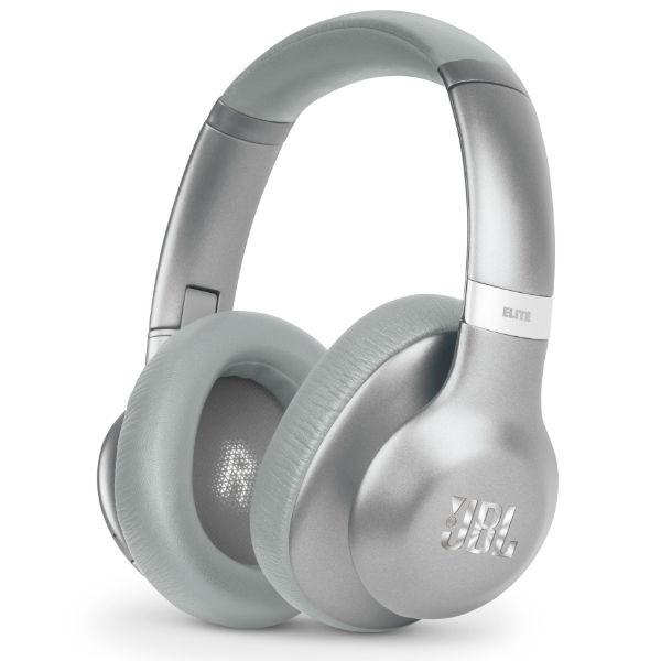JBL(ジェイビーエル) EVEREST ELITE 750NC シルバー 【JBLV750NXTSIL】【送料無料】 Bluetooth ブルートゥース ワイヤレス ノイキャン ヘッドホン 【1年保証】