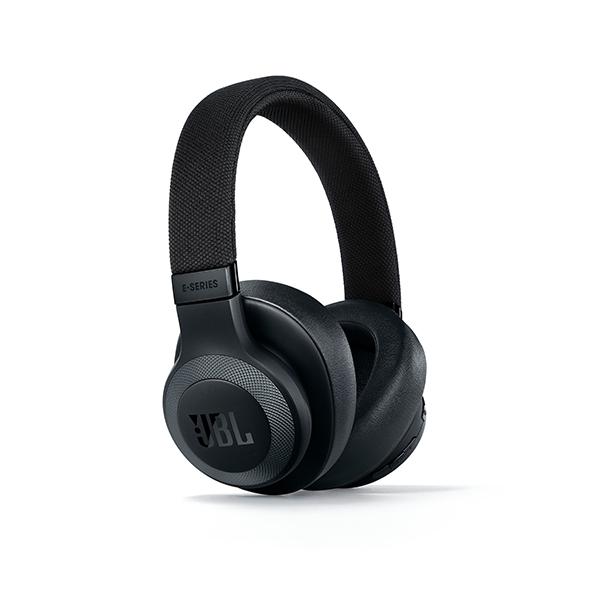 Bluetooth ブルートゥース ヘッドホン JBL E65BTNC ブラック 【JBLE65BTNCBLK】 ワイヤレスヘッドホン 【送料無料】 【1年保証】