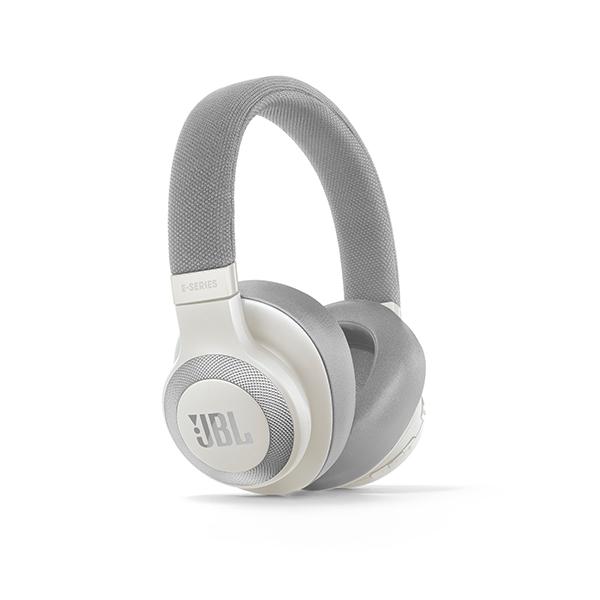 Bluetooth ブルートゥース ヘッドホン JBL E65BTNC ホワイト 【JBLE65BTNCWHT】 ワイヤレスヘッドホン 【送料無料】 【1年保証】