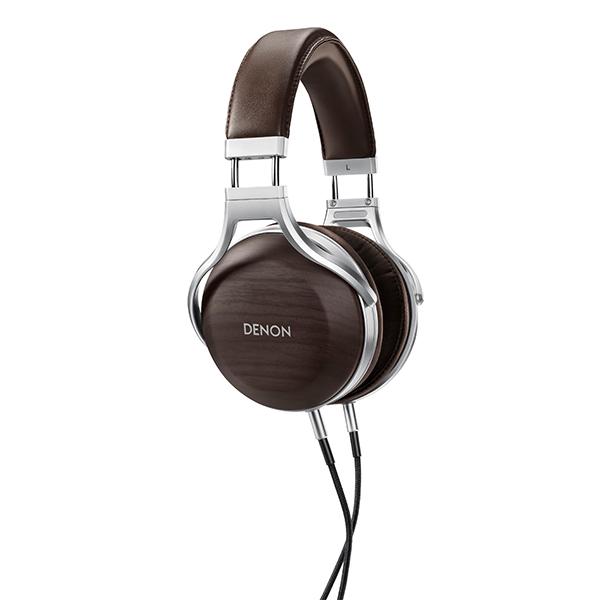 DENON デノン AH-D5200 密閉型ヘッドホン 高音質ヘッドホン ヘッドフォン【送料無料】 【1年保証】