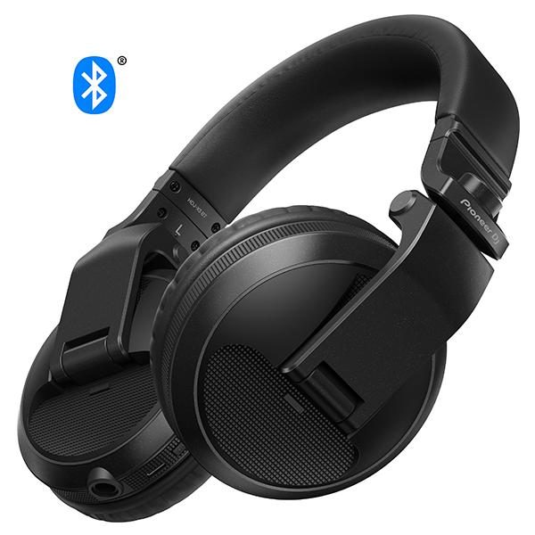 【新製品】 Pioneer パイオニア HDJ-X5BT-K【送料無料】DJヘッドホン ヘッドフォン 【1年保証】